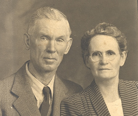 Picture of Will and Etta Davis